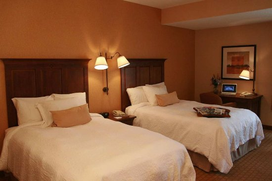 Victor, Estado de Nueva York: Two Double Beds