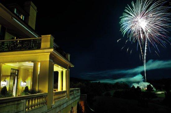 Keswick, VA: Fireworks