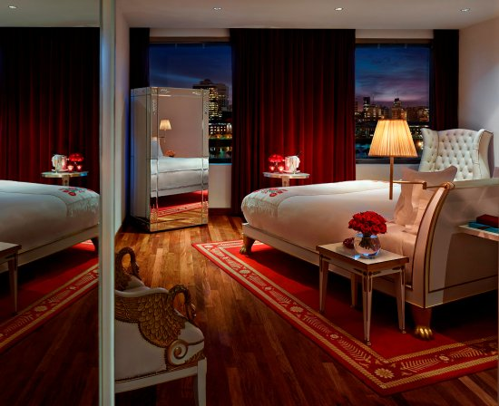 Faena Hotel: Skyline View Room