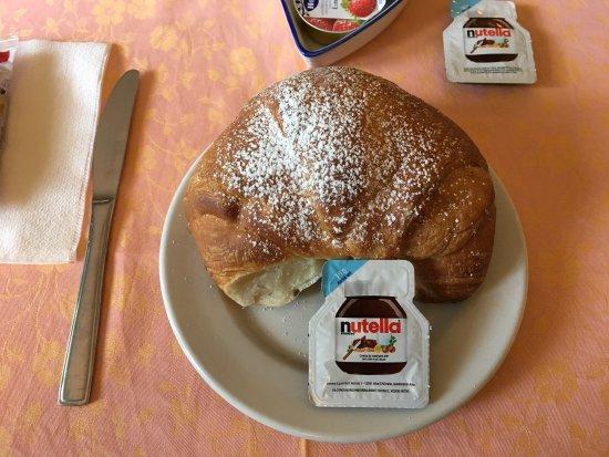 Hotel Villa Degli Aranci: Super pan brioche