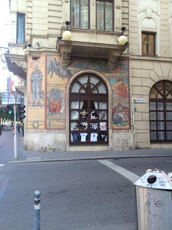布达佩斯贝克丽笙布鲁酒店張圖片