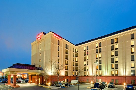 Hampton Inn Boston/Logan Airport