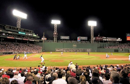 Hampton Inn Boston-Logan Airport: Fenway Park