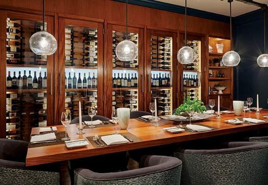 New Castle, Nueva Hampshire: SALT Kitchen & Bar- Private Dining Room