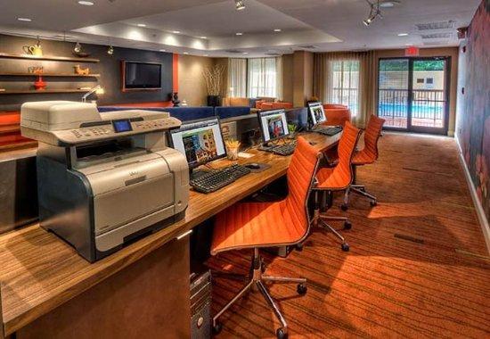 Burlington, Caroline du Nord : Business Center