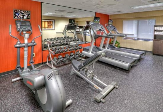 Burlington, Karolina Północna: Fitness Center