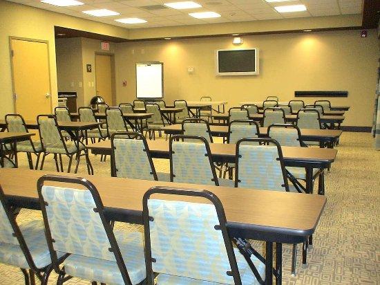 Hampton Inn & Suites Richmond/Virginia Center: Meeting Room