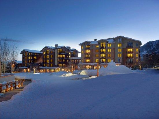 Teton Village, WY: Winter Exterior