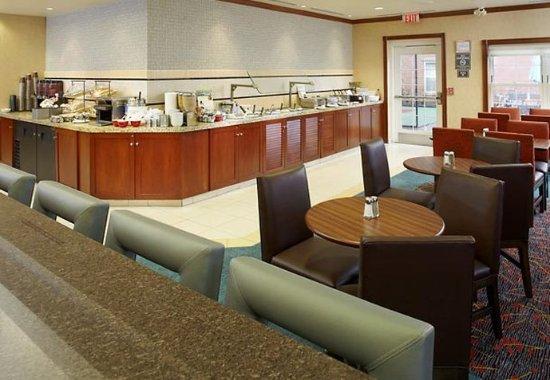 Ист-Рутерфорд, Нью-Джерси: Breakfast Area