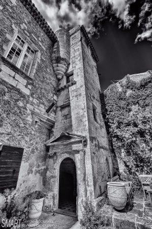 Aurons, França: Tour