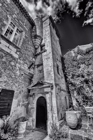 Aurons, Frankrijk: Tour