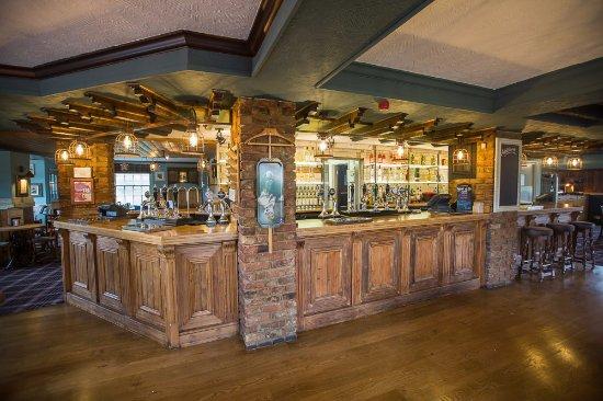 Potters Bar, UK: The Bar