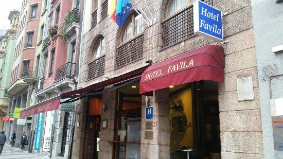 Hotel Favila: 20160922_085229_large.jpg