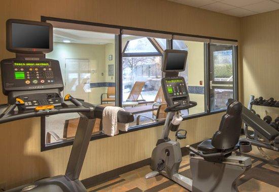 Southfield, MI: Fitness Center