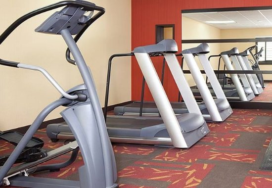 Larkspur, Kaliforniya: Fitness Center