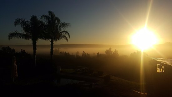 Vredendal, África do Sul: Early morning