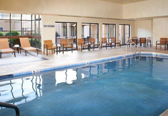 Coraopolis, Pennsylvanie : Indoor Pool