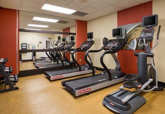 Monroe, لويزيانا: Fitness Center