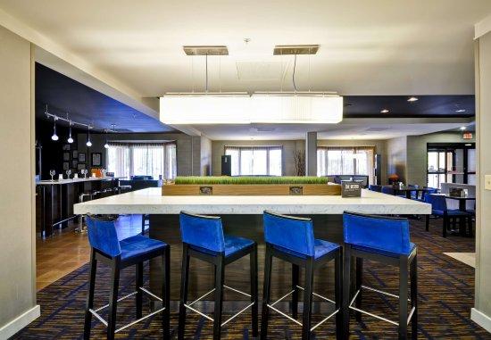 Dalton, GA: Communal Table