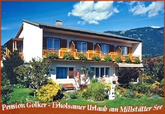 Seeboden, Oostenrijk: Frühstückspension Haus Golker
