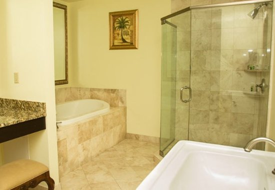 Jensen Beach, Флорида: Governor Suite - Bathroom