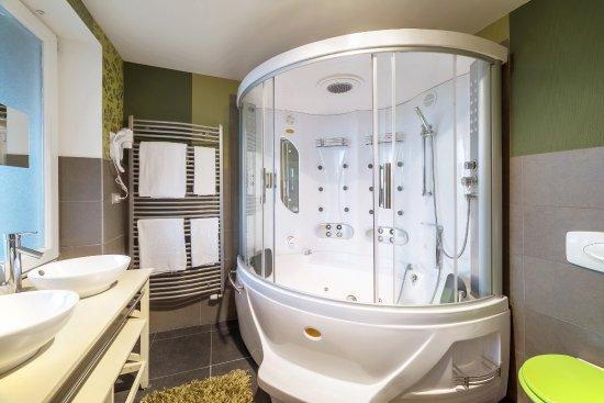 Salle de bain Ô\'Deluxe - Bild von Hôtel l\'Ecrin d\'Ô, Spa - TripAdvisor