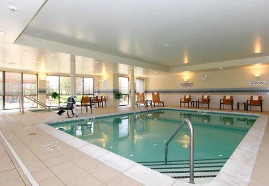 Salina, Kansas: Indoor Pool