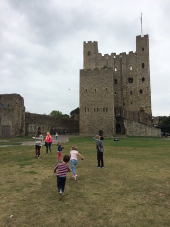 Rochester Castle: photo0.jpg