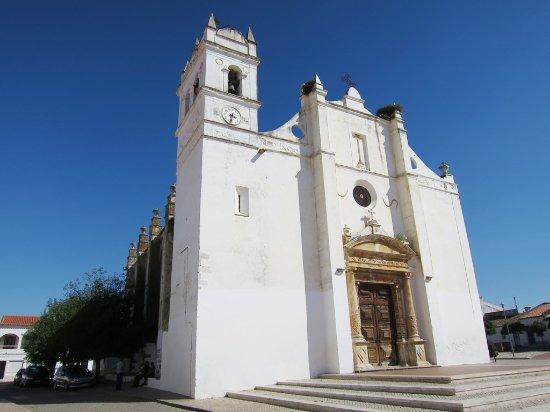 Igreja Matriz de Safara
