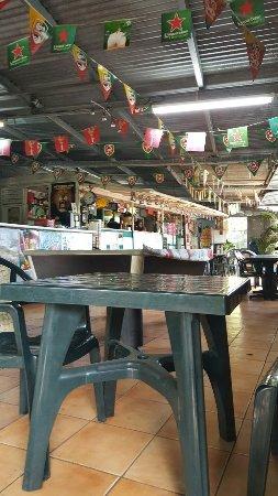 Saint-Paul, Νήσος Ρεουνιόν: Snack Bar des Violettes