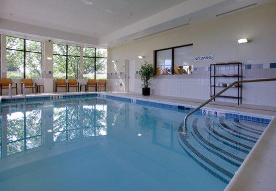 Farmingdale, Νέα Υόρκη: Indoor Pool