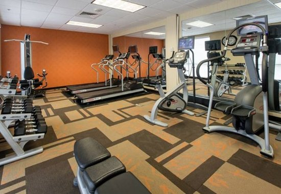 Prattville, AL: Fitness Center