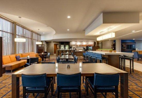 Malvern, بنسيلفانيا: Dining Area