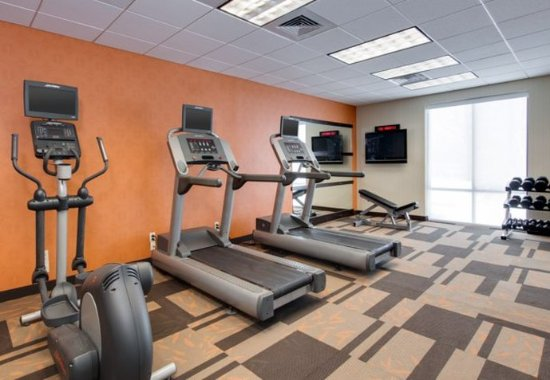 Malvern, Pensilvania: Fitness Center