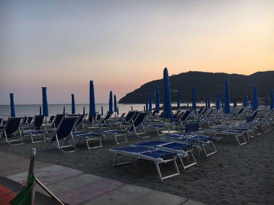 Ristorante Bagno San Marco Fiumaretta : Spiaggia mmm ristorante top recensioni su bagno neda ameglia