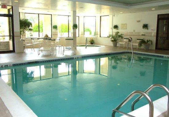 Norwich, Κονέκτικατ: Indoor Pool & Whirlpool