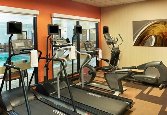 North Olmsted, OH: Fitness Center