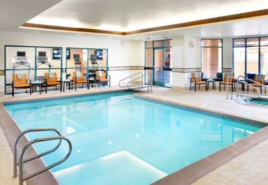 Pleasant Hill, Kaliforniya: Indoor Pool