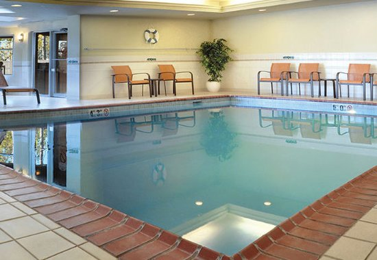 Wausau, Ουισκόνσιν: Indoor Pool