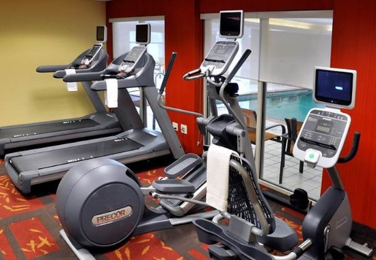 Wausau, Ουισκόνσιν: Fitness Center
