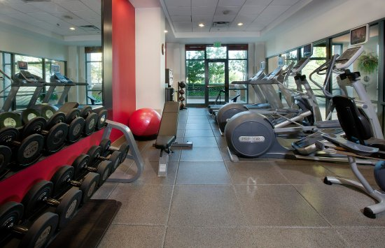 Embassy Suites by Hilton Sacramento - Riverfront Promenade: Fitness Center