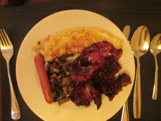 Hotel Century Old Town Prague - MGallery Collection: Some of the cooked breakfast selection