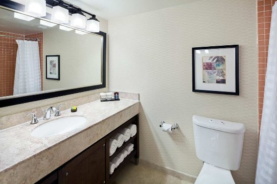 Milpitas, Califórnia: Standard Suite Bathroom