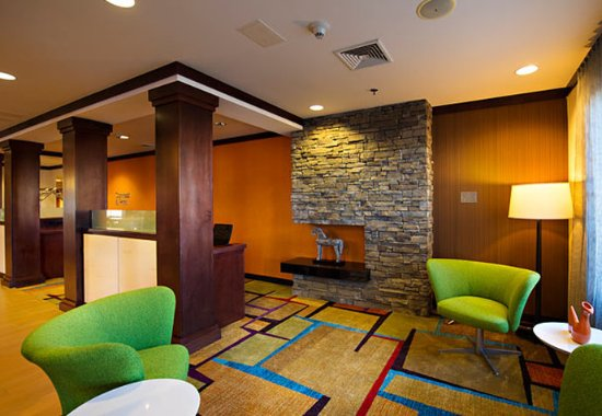 ทิฟตัน, จอร์เจีย: Lobby Seating Area
