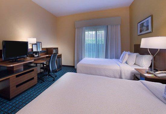 ทิฟตัน, จอร์เจีย: Queen/Queen Guest Room