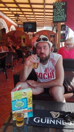 Drunk Moon Bar: пивка перед обедом