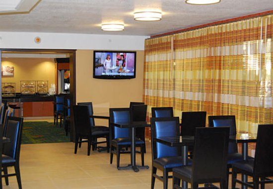 Mission Viejo, Kalifornia: Breakfast Dining Area