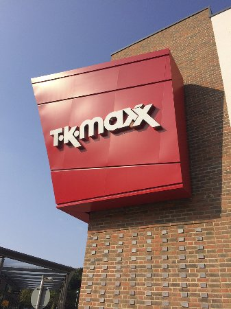 Gillingham, UK: TK Maxx - opened 15th September