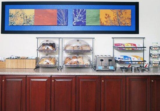 San Carlos, Californie : Breakfast Buffet