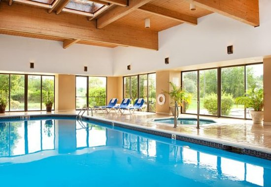Fairfield Inn Bangor: Indoor Pool & Whirlpool